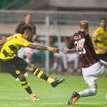 AC Milan v Borussia Dortmund (JIBI/REUTERS/Stringer)