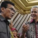 PILKADA 2018 : Ganjar Pranowo dan Musthofa Bersaing Raih Rekomendasi PDIP ke Pilgub Jateng
