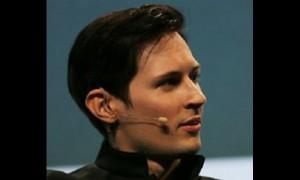 CEO Telegram Pavel Durov (@durov)