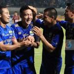 LIGA 1 : Dibekuk MU, Persib Bandung Protes Keras Kinerja Wasit