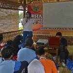 Foto Phapros Mengajar di Hutan Bakau