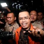 Terima Suap Aseng, Politikus PKS Yudi Widiana Ditahan KPK