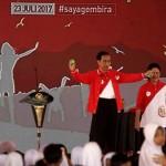 Main Sulap, Presiden Jokowi Belajar 5 Hari 5 Malam
