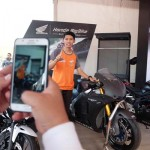 MOTOR HONDA : Ingin Jajal Motor Marc Marquez di Sirkuit Sentul? Begini Caranya…