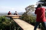 WISATA KULONPROGO : Berburu Foto di Bukit Pule Payung