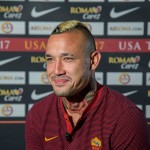 KARIER PEMAIN : Perpanjang Kontrak di Roma, Nainggolan: Saya Bahagia!
