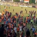 LIGA 2 : Soal Kericuhan Suporter di Rembang, DPP Pasoepati: Panpel Tak Siap Gelar Pertandingan!