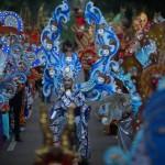 SBC 2017 : Berharap Seperti JFC, Begini Warna-Warni Solo Batik Carnival
