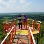 WISATA SOLORAYA : Mau Bahagia? Pergilah ke Bukit Cinta Klaten