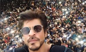 Shah Rukh Khan (Instagram @iamsrk)