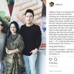 Minta Foto, Iriana Jokowi Bikin Fendy Chow dan Stella Cornelia Salah Tingkah