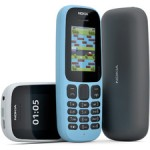 Setelah Nokia 3310, Kini Hadir Nokia 105 Versi Baru