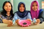 PEMANFAATAN LIMBAH : Mahasiswa UNS Jadikan Limbah Rambut jadi Penyerap Polutan
