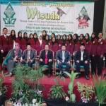 KAMPUS DI SEMARANG : UIN Walisongo Wisuda 256 Lulusan FITK