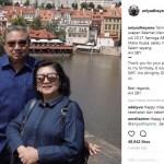 Banjir Ucapan Ultah, Ani Yudhoyono Ucapkan Terima Kasih