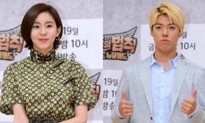 Uee dan Kangnam (Allkpop)