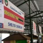 Dibiarkan Mangkrak, 35 Selter Sriwedari Disegel Pemkot