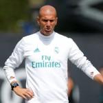 LIGA SPANYOL : Madrid Tertinggal 10 Poin dari Barca, Ini Komentar Zidane