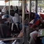 TRANSPORTASI SEMARANG : Ajak Penumpang Prioritaskan Orang Tua dan Ibu Hamil, Pengelola BRT Dikritik