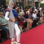 Wisatawan Asing Ikut Menikmati Fashion on the Street Prawirotaman
