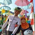 GUBERNUR JATENG : Berwisata ke Kampung Pelangi Semarang, Ganjar Bikin Lomba di Medsos