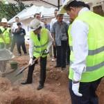 KAMPUS DI SEMARANG : Undip Mulai Pembangunan Gedung PKM dan Parkir Terpadu