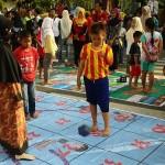 Foto Hari Anak Nasional Dirayakan di Kudus