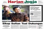 HARIAN JOGJA HARI INI : Sikap Sultan Tuai Dukungan