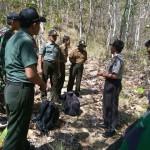 KEBAKARAN PONOROGO : Lagi, 2 Hektare Hutan Terbakar