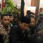 AGENDA PRESIDEN : Pertemuan Tertutup dengan 99 Kiai, Jokowi Tawarkan Bantuan