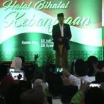 AGENDA PRESIDEN : Halalbihalal dengan 999 Ulama di Semarang, Jokowi Minta Nahdliyin Jaga Pancasila