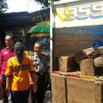PENCURIAN MADIUN : 2 Pencuri Puluhan Batang Kayu Milik Perhutani Dibekuk