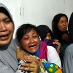 FOTO KECELAKAAN AIR : Duka dari Tarakan tiba di Ambarawa