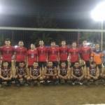 TURNAMEN VOLI : Vita Solo Tak Terbendung di Klodran Cup
