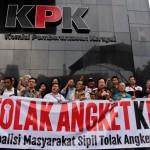 KPK Sudah Menduga Pansus Angket Berbuntut Revisi UU