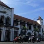 Kota Lama Semarang Resmi Punya Galeri UMKM