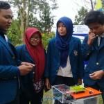KAMPUS DI SEMARANG : Cegah Pungli di Jembatan Timbang, Mahasiswa Undip Ciptakan Alat Ini