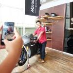 MOTOR HONDA : Wow, Motor Marc Marquez Hadir di Semarang