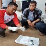 NARKOBA SEMARANG :  Berniat Selundupkan Sabu-Sabu ke LP Kedungpane, Pria Ini Diciduk Aparat