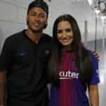 SPORTAINMENT : Neymar Digosipkan Jalin Asmara dengan DemiLovato