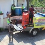 Polsek Girimulyo Salurkan Bantuan Air Bersih untuk Warga Pegunungan Menoreh