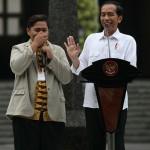 Lucunya, Dialog Jokowi saat Menyuruh Mahasiswa UGM Sebutkan 10 Suku di Indonesia