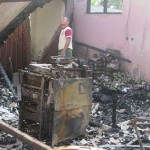 KEBAKARAN GUNUNGKIDUL : Gudang dan Koperasi Sekolah Terbakar, Ijazah Ikut Hangus