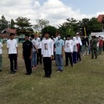 70 Anggota Paskibra di Bantul Mulai Jalani Latihan Baris-Berbaris
