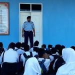 Belajar Alutsista, Siswa MTs Maarif Jangkaran Kunjungi Satradar Congot