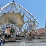 Foto MAJT Semarang Butuh Perbaiki Payung