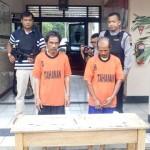 PERJUDIAN SOLO : Main Capjiki di Poskamling, 2 Pak Becak Dibui