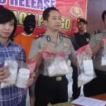NARKOBA KULONPROGO : Jual Obat Keras, Warga Brosot Ditangkap Polisi