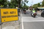 Penuhi Tuntutan Warga, Dishub Boyolali Pasang Papan Rambu di Driyan