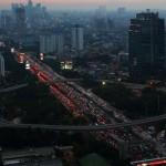 Sudah Indah, Simpang Susun Semanggi Masih Dipoles Sebelum Asian Games